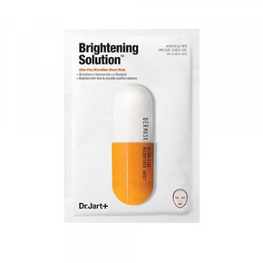 Осветляющая маска с глутатионом Dr.Jart+ Brightening Solution