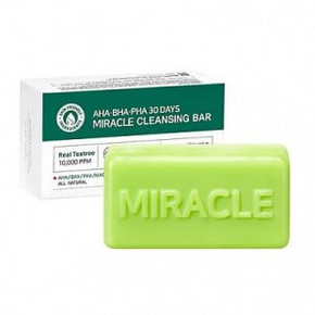 Some by mi Aha-Bha-Pha 30days Miracle Cleansing Bar/ Очищающее мыло 106гр